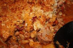 Cassoulet with Chicken, Pork and Sausage | Delicious Dishes Recipes