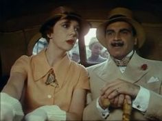 Agatha Christie's Poirot episode still