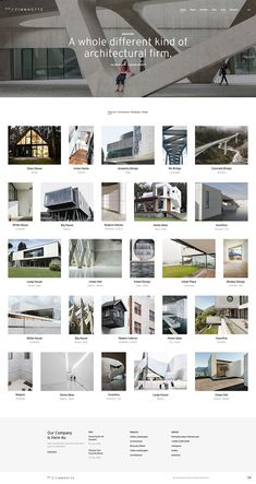 your architectural projects in a mesmerizing manner with Die Finnhütte WordPress theme.Showcase your architectural projects in a mesmerizing manner with Die Finnhütte WordPress theme. Architecture Portfolio Examples, Modern Architecture House, Portfolio Covers, Portfolio Design, Simple Wordpress Themes, Interior Design Website, Web Design Trends, Interiores Design, Design Projects