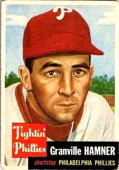 146 - Granny Hamner - Philadelphia Phillies