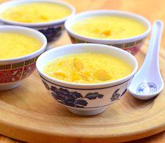 Tapioca Coconut Dessert Soup