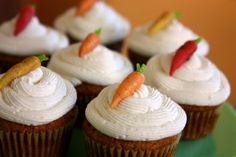 Carrot Cupcakes - SpeedbumpKitchen