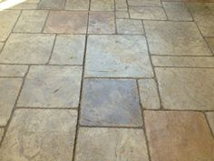 Stamped Concrete, Tile Floor, Barn, Flooring, Tile Flooring, Country Barns, Hardwood Floor, Warehouse, Paving Stones