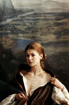 "Rosamund Pike portrays the character of Elizabeth Malet in the movie ""The Libertine""......."
