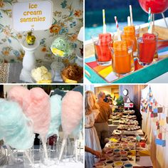 These 7 creative dessert tables will help you think outside the cake for your wedding!