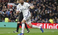 El Real Madrid remonta y toma ventaja ante el Nápoles