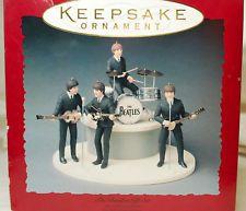 Hallmark Keepsake Ornament  1994  The Beatles  Christmas Fab Four