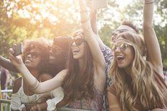 Square is leading the mobile payment revolution at Coachella - NETSKYDE Coachella, Bachelor Party Games, Bachelorette Party Food, Festival Friends, Fyre Festival, Dance All Day, Cbd Hemp Oil, Next Fashion, Glamour