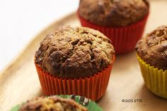 胡蘿蔔瑪芬 carrot muffin
