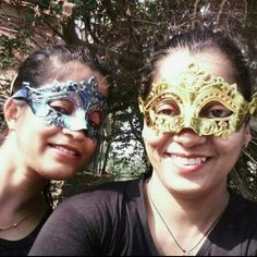 Carnival time in Goa,  goan lashes
