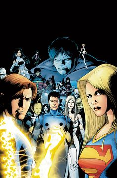 Supergirl and The Legion of Super-Heroes by Barry Kitson