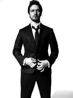 Niklas best portrayed by James McAvoy