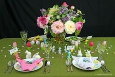 385A3993 CR Easter Table Setting