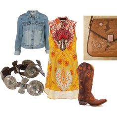 """""""Untitled #10"""" by rusticvintagecowgirl on Polyvore"""