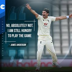 England veteran seamer James Anderson has dismissed speculation about his retirement, while adding he intends to continue playing till Ashes 2021/22.