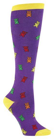 gummy bear socks
