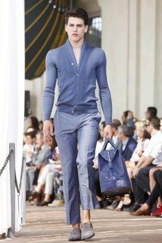 Corneliani Menswear Spring Summer 2014 Milan via http://nwf.sh/10FWIoU