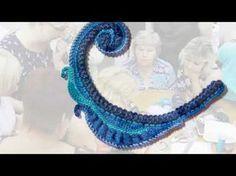 Мастер класс - МОЯ РОЗА для ирландского кружева и не только ЧАСТЬ 1 - YouTube Crochet Doily Rug, Crochet Leaves, Freeform Crochet, Crochet Flowers, Crochet Stitches, Irish Crochet Patterns, Romanian Lace, Russian Crochet, Point Lace