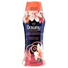 Downy Infusions in-Wash Scent Booster Beads, Bliss, Sparkling Amber & Rose, oz Ambre, Downy, Laundry Detergent, Health Facts, Product Label, Fragrance, Cleaning Tips, Cleaning Products, Cleaning Supplies