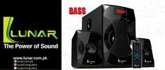 BASS High Quality Speakers   Features: USB, FLASH DRIVE, REMOTE, SD CARD, FM, DISPLAY
