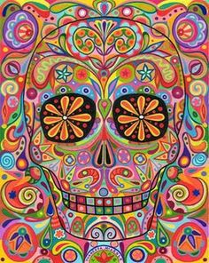 Mexican folk art....