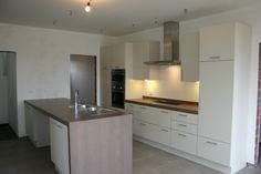 Recente realisaties van keukens, badkamers, en interieurs van Brapo