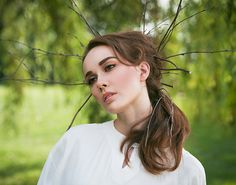 Taylor Roebuck - Nature Inspired Fashion Photography