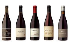 The Quest for Reasonably Priced Domestic Pinot Noir