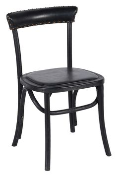 Classic Home Zachary Dining Chair Black - 53005935 (2piece)