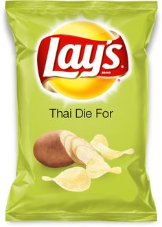 Thai Die For, the new Lay's Chip Flavor??
