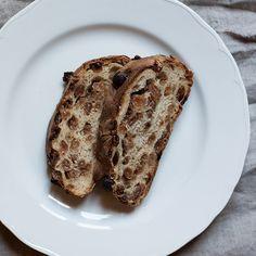 Pantramvai (Milanese Raisin Bread) Recipe on Food52 recipe on Food52 REVIEWS-ADJUST LIQUID OR FLOUR