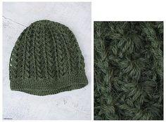 100% alpaca hat, 'Green Andes' - Handmade Alpaca Wool Green Hat