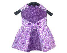 Pattern 1729 Olivia Dog Dress