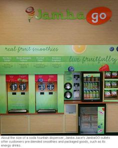 3 automated innovations from Sprinkles, Jamba Juice and Seattle's Best | Nation's Restaurant News