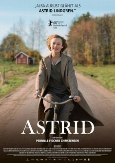 Directed by Pernille Fischer Christensen. With Alba August, Maria Bonnevie, Trine Dyrholm, Henrik Rafaelsen. Biopic of Swedish writer Astrid Lindgren, the author of numerous children's books and creator of Pippi Longstocking. Film Movie, Film Vf, Cinema Movies, Films Netflix, Netflix Movies To Watch, Good Movies To Watch, Night Film, Kino Berlin, Period Drama Movies