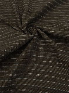 Dark Brown/White/Multi Striped Cotton/Poly Suiting 59W Our price: $2.99