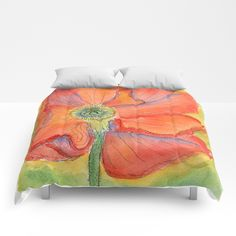 Matthias Talmeier-art available at Society6! -   Our comforters are cozy, lightweight pieces of sleep heaven. Designs are printed onto  100% microfiber polyester fabric  or brilliant images and a soft, premium touch. Lined with fluffy polyfill and available in king, queen and full sizes. Machine washable with cold water gentle cycle and mild detergent.