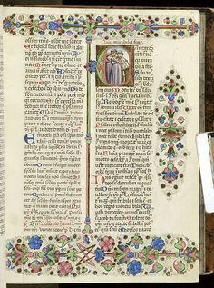 Breviary, MS G.7 fol. 30r - Images from Medieval and Renaissance Manuscripts - The Morgan Library & Museum