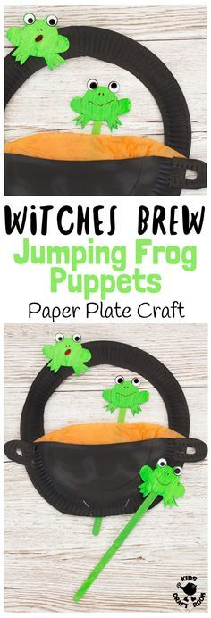 FROG PUPPETS IN A WI