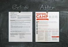 Loft Resumes turns your vanilla-looking resume into a beautifully custom designed one that stands out from the crowd.