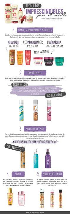 ¿Qué productos son imprescindibles para el cabello? Hoy os voy a contar un poco qué productos son los que necesitáis para el cabello. Creo que os puede ir bien si vais un poco perdidas sobre qué comprar. CHAMPÚ, ACONDICIONADOR Y MASCARILLA. Son los tres básicos que todas deberíamos tener. Recordad que si os laváis el …