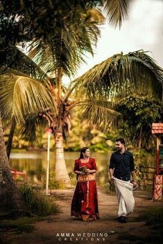 Kerala Wedding Photography, Wedding Couple Poses Photography, Photography Poses, Wedding Couples, Cute Couples, Desi Girl Image, Joker Wallpapers, Aesthetic Movies