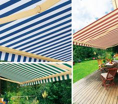 Canvas Awnings Residential Commercial Business