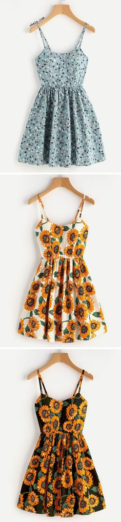 10 Exclusive Summer Outfits To Keep Crisscross Back A Line Cami Dress The Best of fashion trends in Pretty Outfits, Pretty Dresses, Beautiful Dresses, Cute Outfits, Casual Dresses, Casual Outfits, Fashion Dresses, Summer Dresses, Summer Outfits