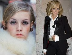 Twiggy Celebrates 64th Birthday Twiggy Makeup, Top Models, Spring 2014, Supermodels, Make Up, Celebrities, Birthday, Hot, Outfits