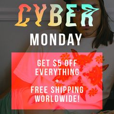 PROMO SCHEDULE & INFORMATION for my Society6 store!!!//  http://society6.com/gasponce  12/1: 24hr Cyber Monday • $5 Off Everything + Free Shipping Worldwide • 12/2: 24hr Tech Tuesday • $6 Off Phone Cases + Free Shipping Worldwide •  12/3: 24hr Big Deal Wednesday • $6 Off Pillows + Free Shipping Worldwide •  Share, Shop & enjoy! Yay!