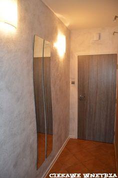 Przedpokój w nowej odsłonie.Hallway in the new version.
