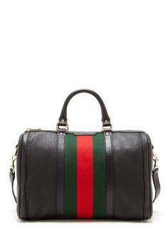 I am NOT a fan of designer handbags a black Gucci bag would be the exception