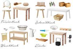 Ikea, Montessori für zu Hause, praktisches Leben, Unabhängigkeit, Vorbereitete Umgebung