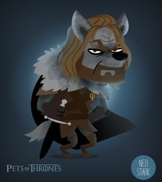 Humorous Pets of Thrones Series - My Modern Metropolis